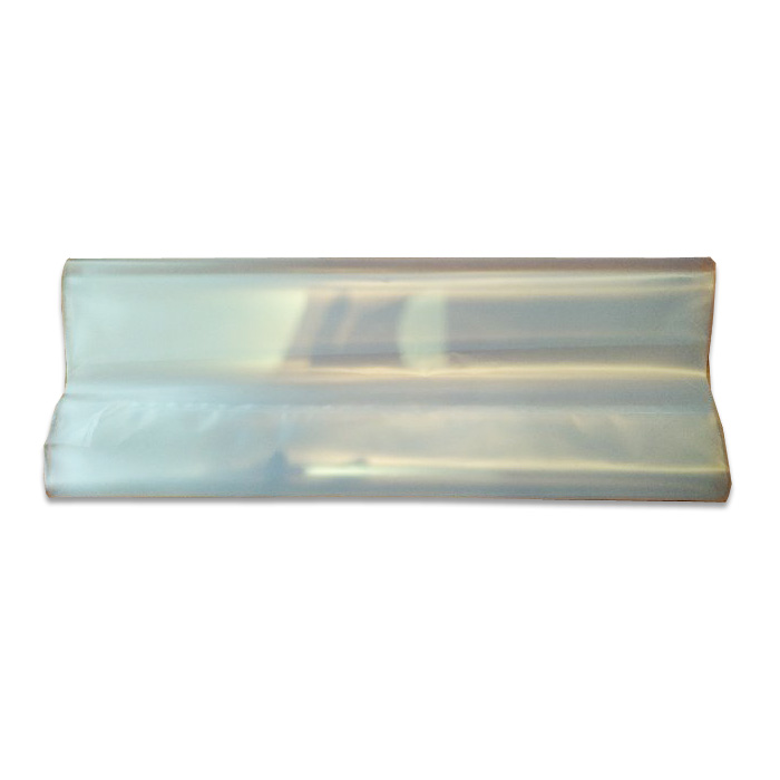 LDPE – Igelitové vrecia na odpad 550x1100mm/0,13mm 1A, transparentné, 90 litrov, 1 ks