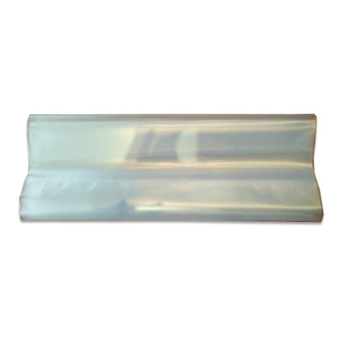 LDPE – Igelitové vrecia na odpad 700x1000mm/0,15mm 1A, transparentné, 110 litrov, 1 ks